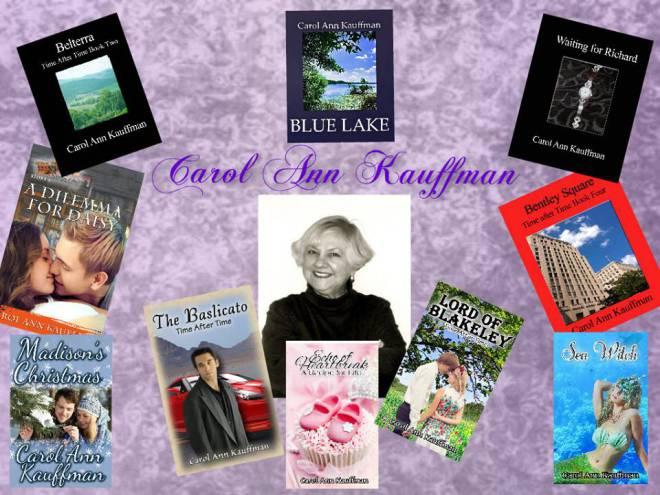 carol 9 books