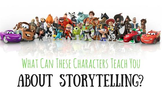Pixar's Rules of Storytelling