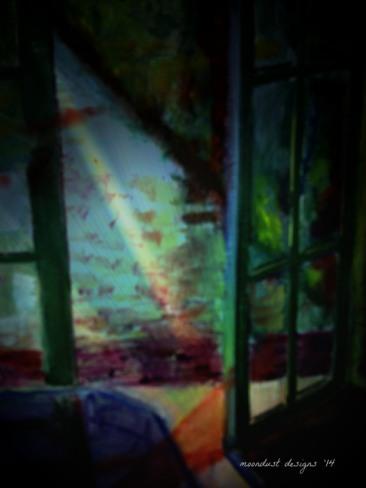 Door to Heaven by Clare