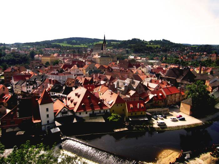 Perfect Day in Cesky Krumlov